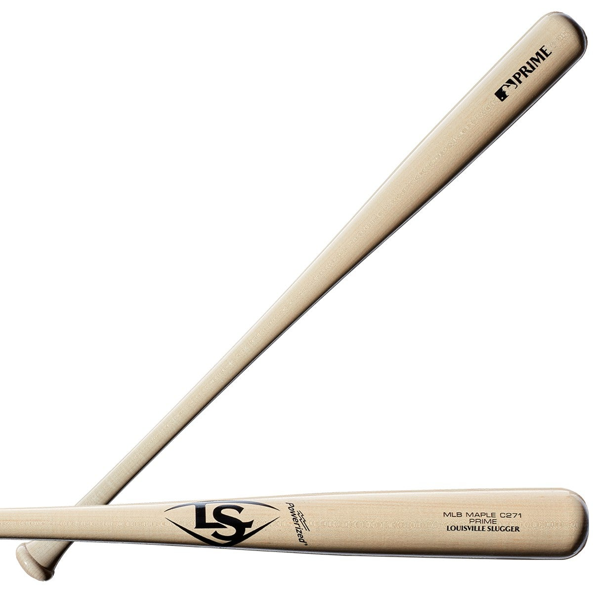 ? MLB Prime Maple C271 Natural Baseball Bat