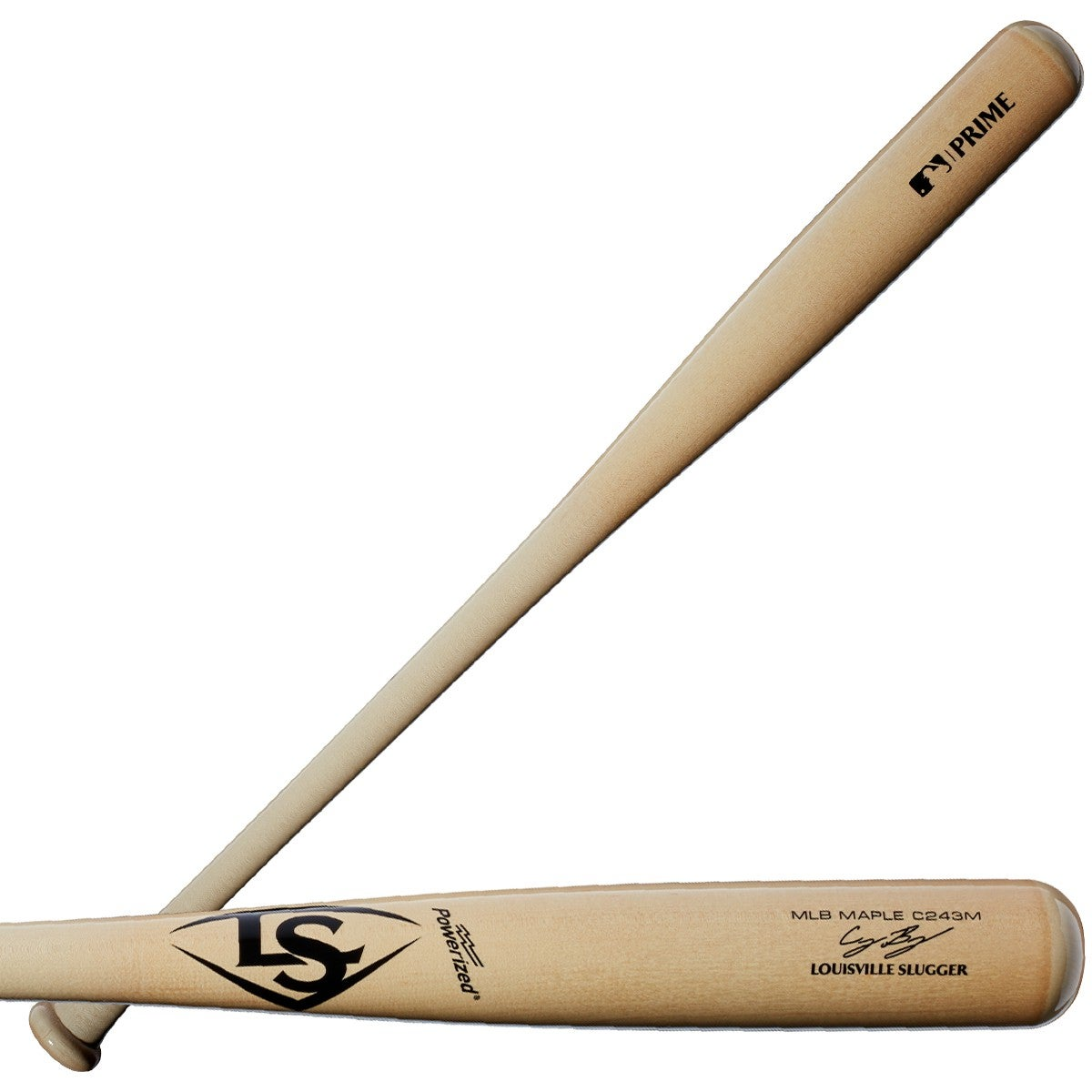 MLB Pro Prime C243M Cody Bellinger Game Model Baseball Bat