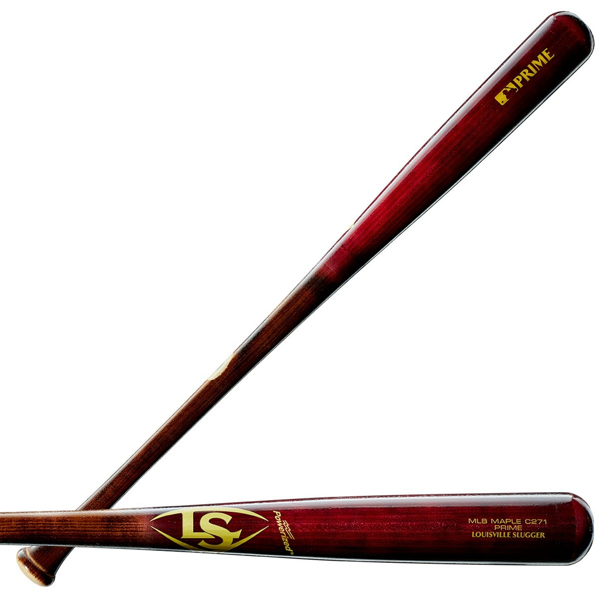 MLB Prime Maple C271 Cherry Bomb Baseball Bat
