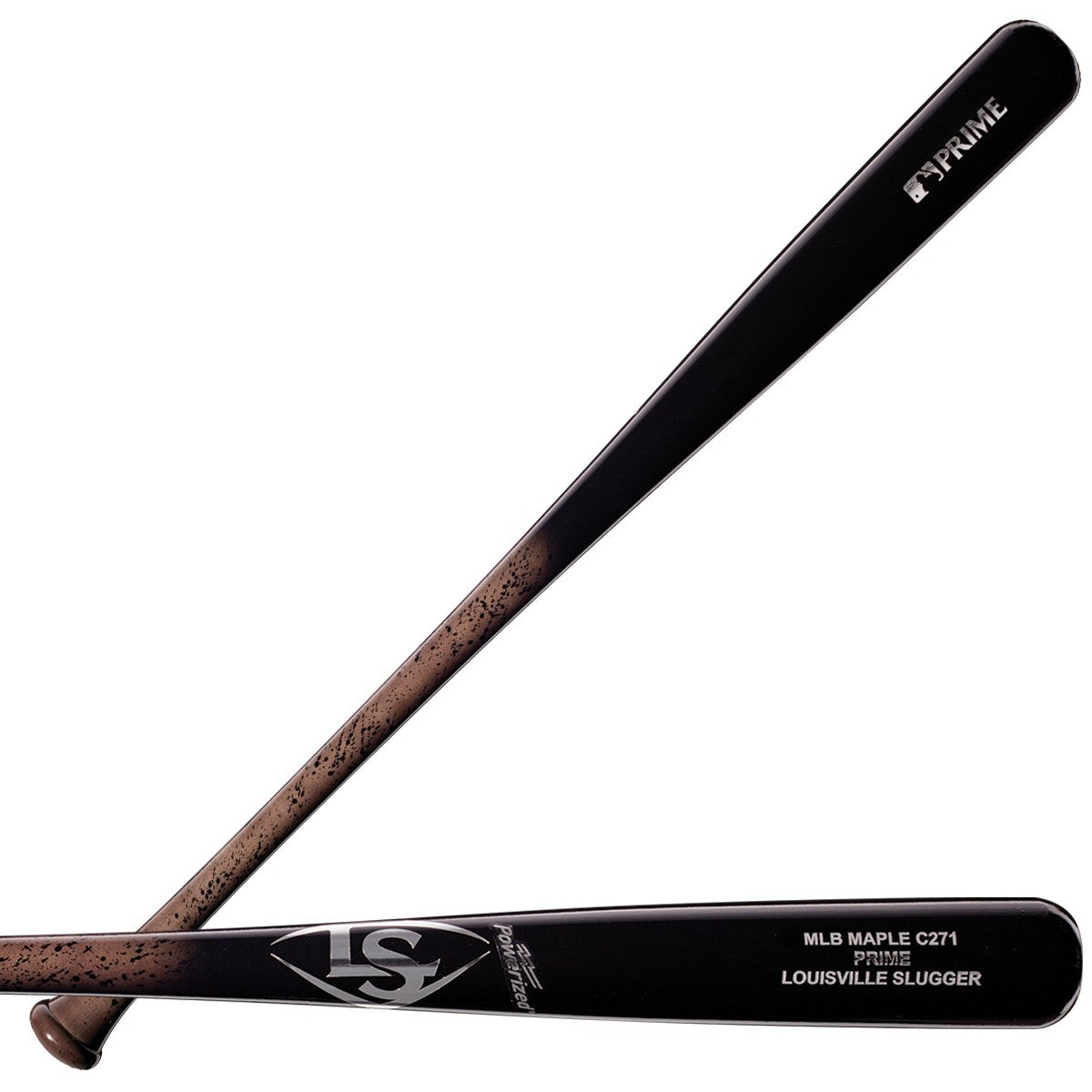 ? MLB Prime Maple C271 Miner Baseball Bat