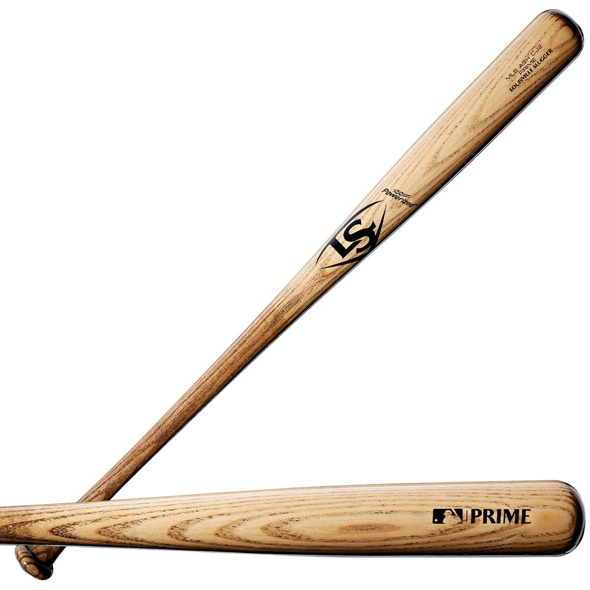 MLB Prime Ash DJ2 Old Fashioned Baseball Bat