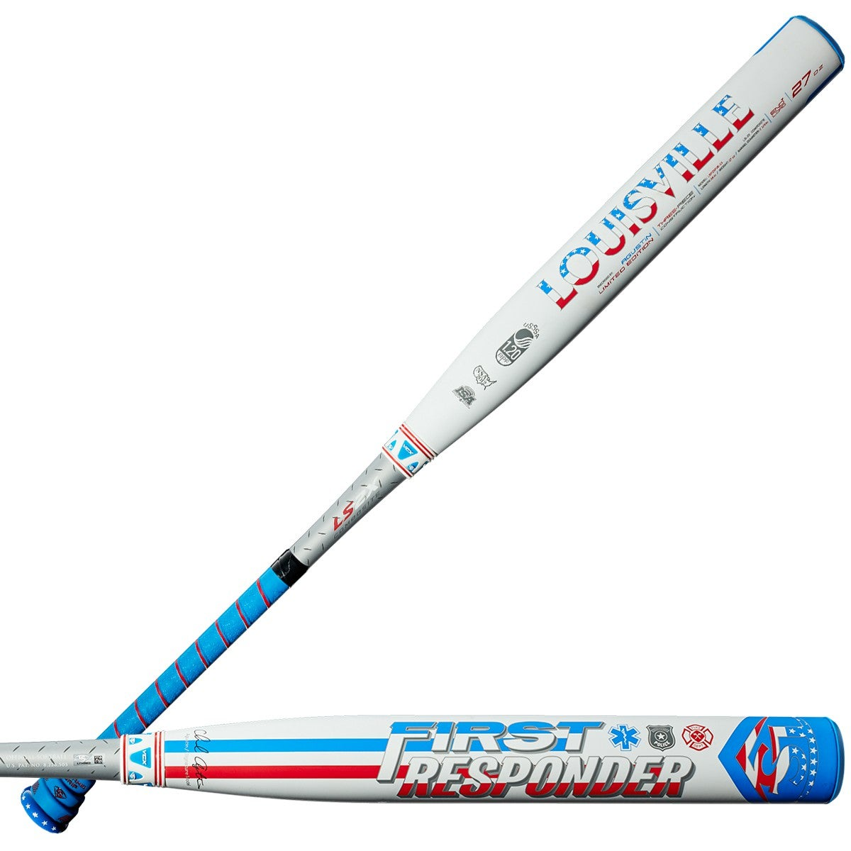 2020 Z5 First Responder End Load Slowpitch Bat