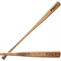 "K100 36"" Ash Fungo Training Bat"