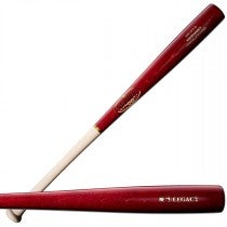 Youth Legacy Maple Y243 Natural/Wine Baseball Bat