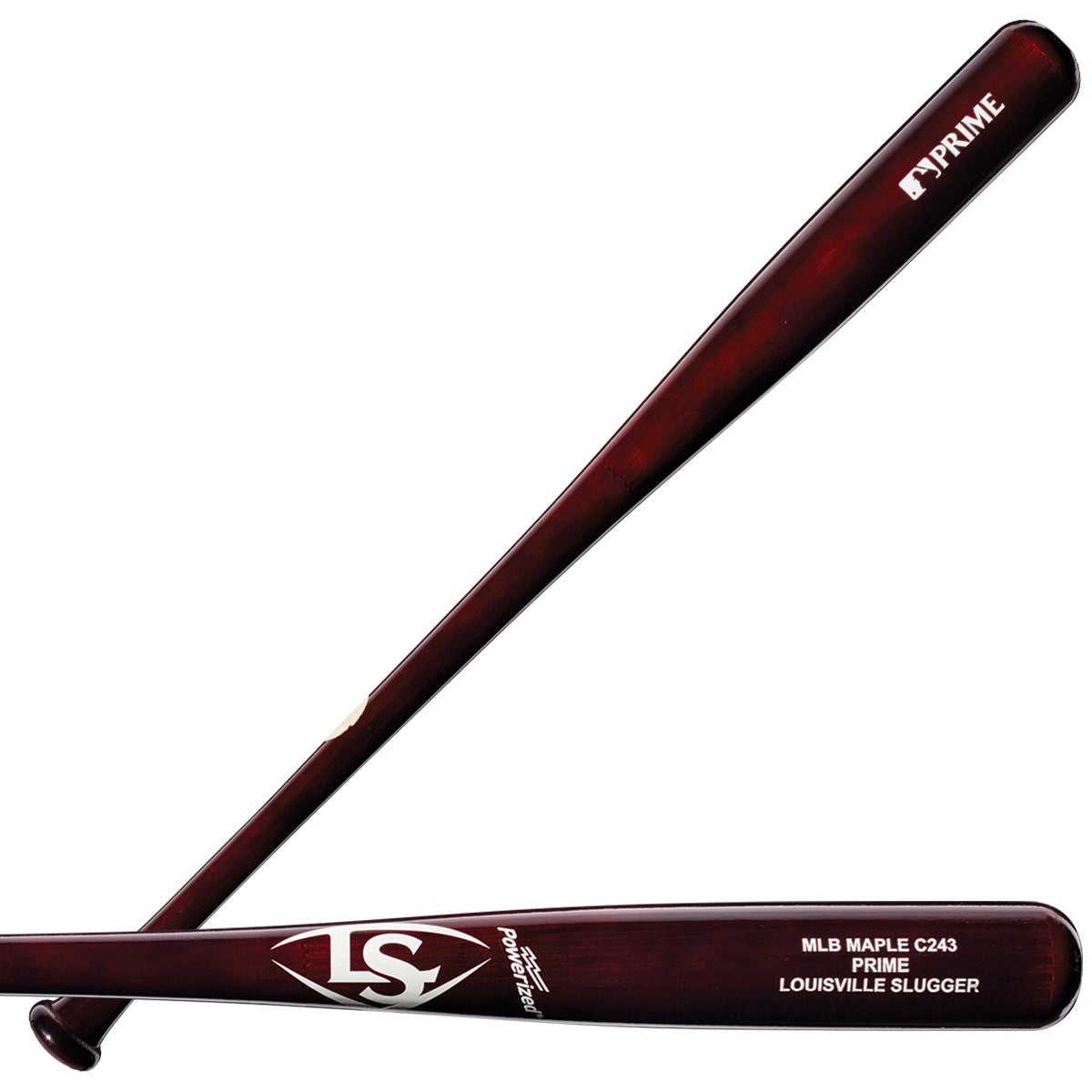 ? MLB Prime Maple C243 Cherry Baseball Bat